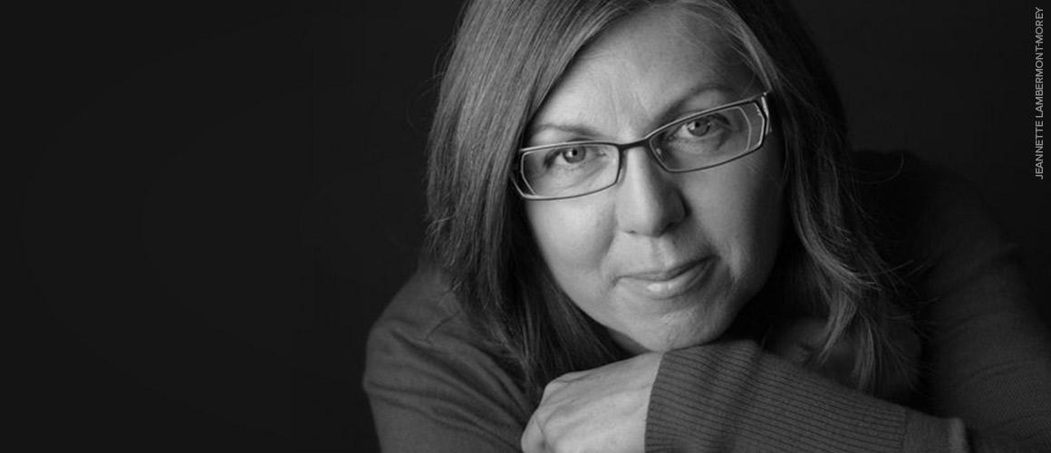 Headshot of Jeannette Lambermont-Morey