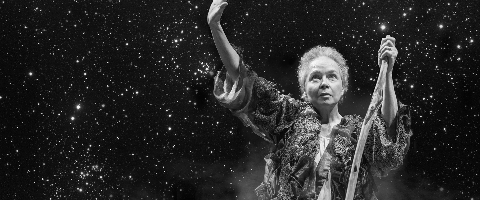 Publicity shot from The Tempest