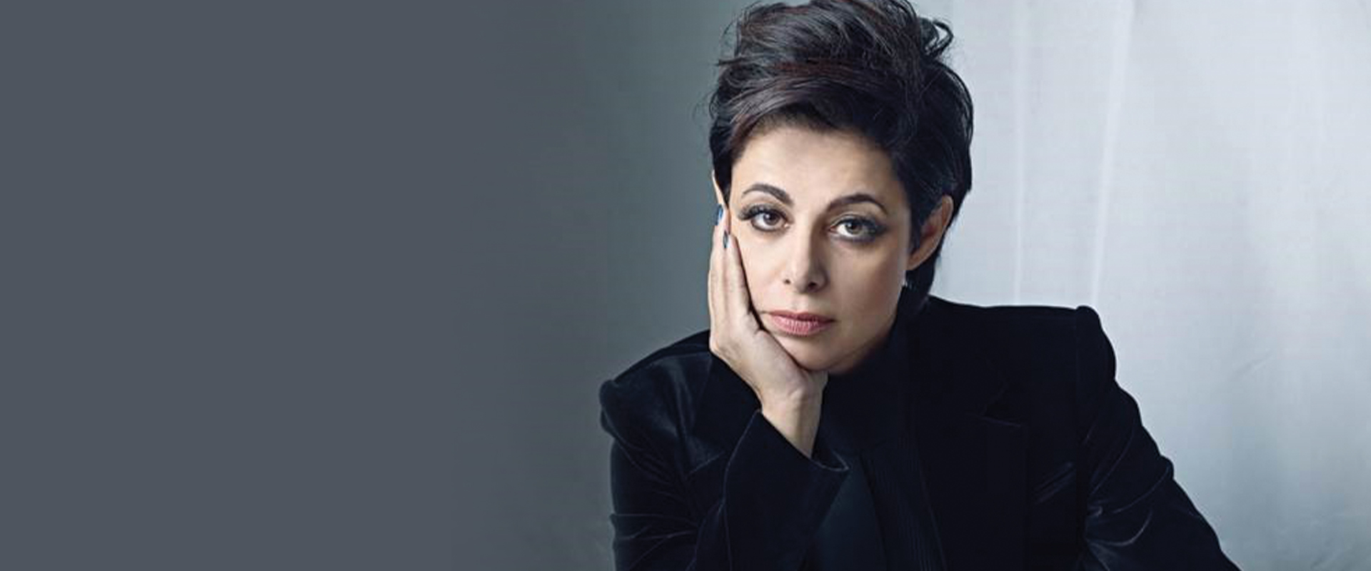 Photo of a woman, Marie Henein