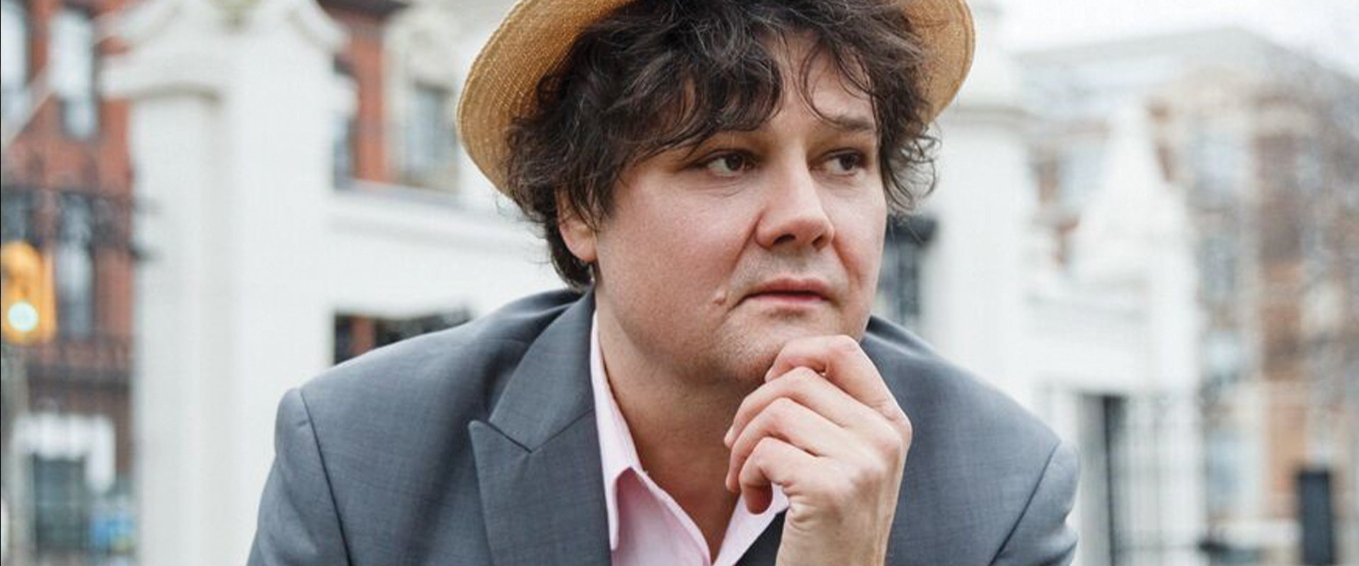 Photo of Ron Sexsmith