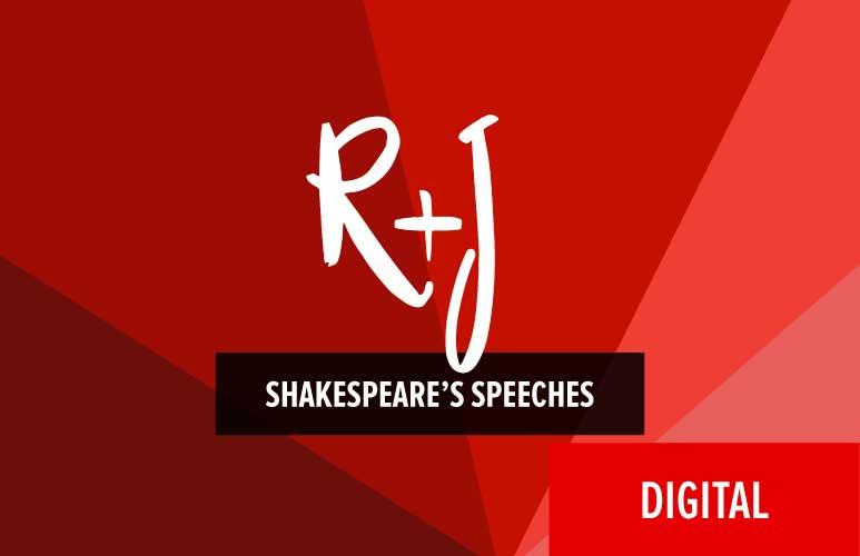 Shakespeare's Speeches: Romeo & Juliet