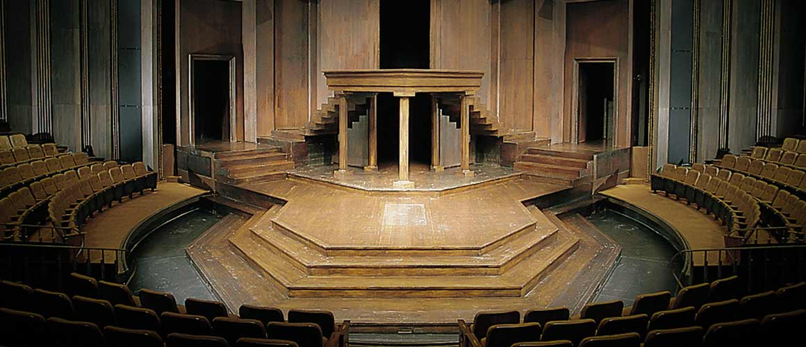 Photograph of Festival Theatre's Tanya Stage