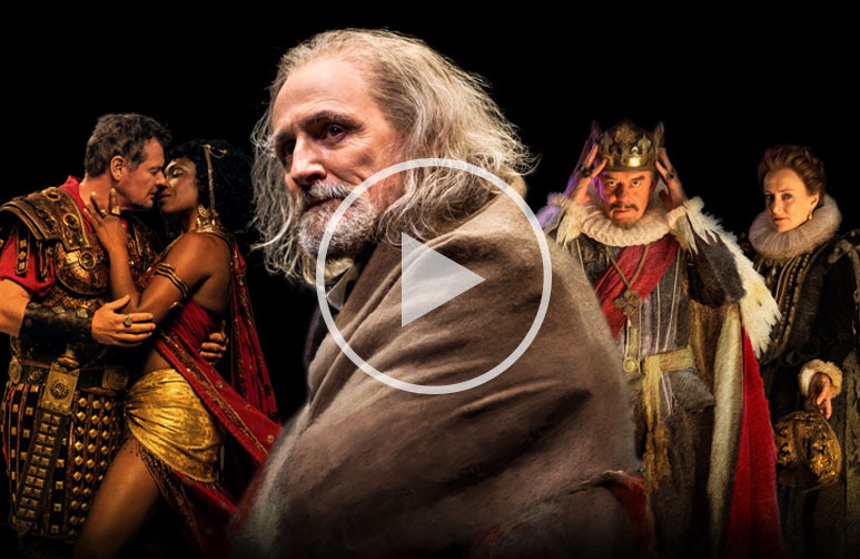 See the best of Shakespeare on cinema screens in spectacular HD!